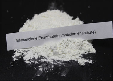CAS 303-42-4 Methenolone Enanthate Powder White Powder Superdrol